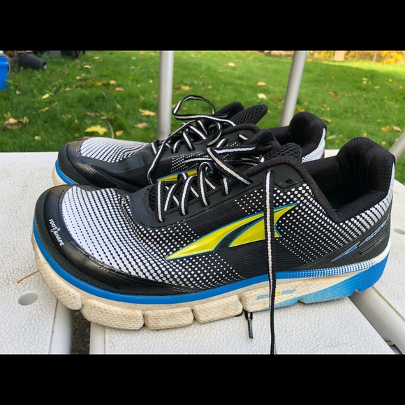 Altra Shoes Altra Foot Shape Zero Drop Mens Sneakers Size 1 Poshmark